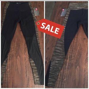 🛍2/$15-3/$20 NWT Bally Total Fitness Leggings S